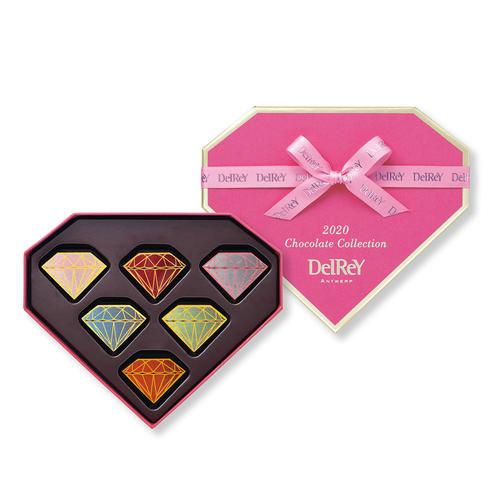 DelReY(デルレイ) デルレイダイヤモンドBOX(6個入)