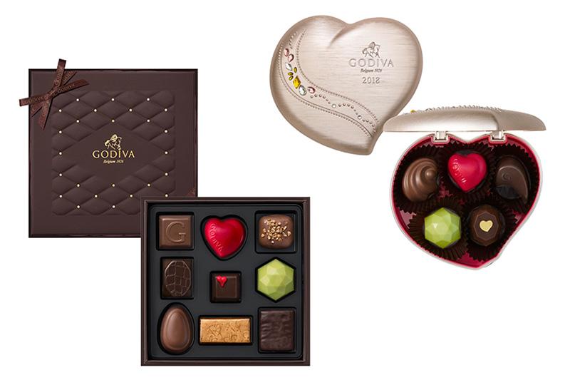 GODIVA(ゴディバ)のバレンタインチョコレート