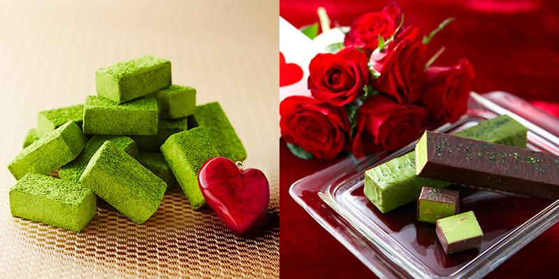伊藤久右衛門のバレンタインチョコレート