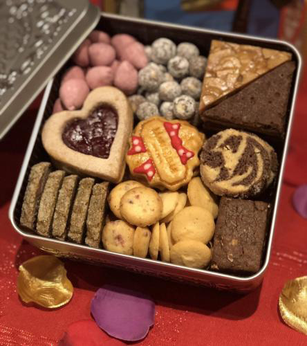 マリベル ワンダートレジャー バレンタイン缶