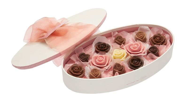 message de rose(メサージュ・ド・ローズ)のチョコレート