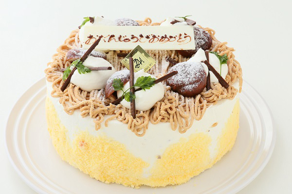 ガトーマロン(欧風洋菓子 ル・メナジェ)