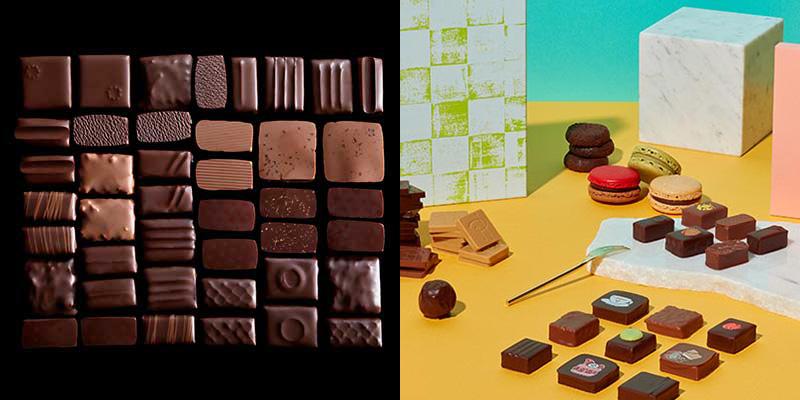 PIERRE HERME(ピエール・エルメ・パリ)のチョコレート