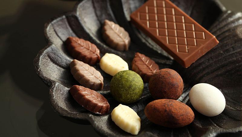 Salon de Royal(サロンドロワイヤル)のチョコレート