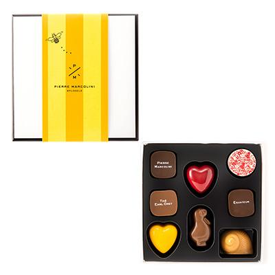 ≪ピエール マルコリーニ≫バレンタイン セレクション 8個入