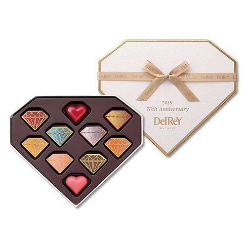 ≪デルレイ≫ダイヤモンドBOX10個入