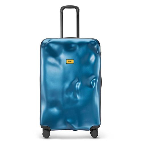 イタリア発のおしゃれなボコボコスーツケース「クラッシュバゲージ」