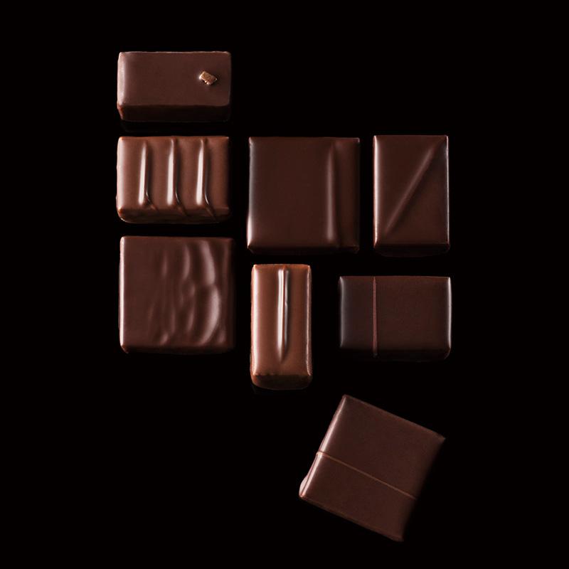 ル・ショコラ・アラン・デュカス バレンタインチョコレート