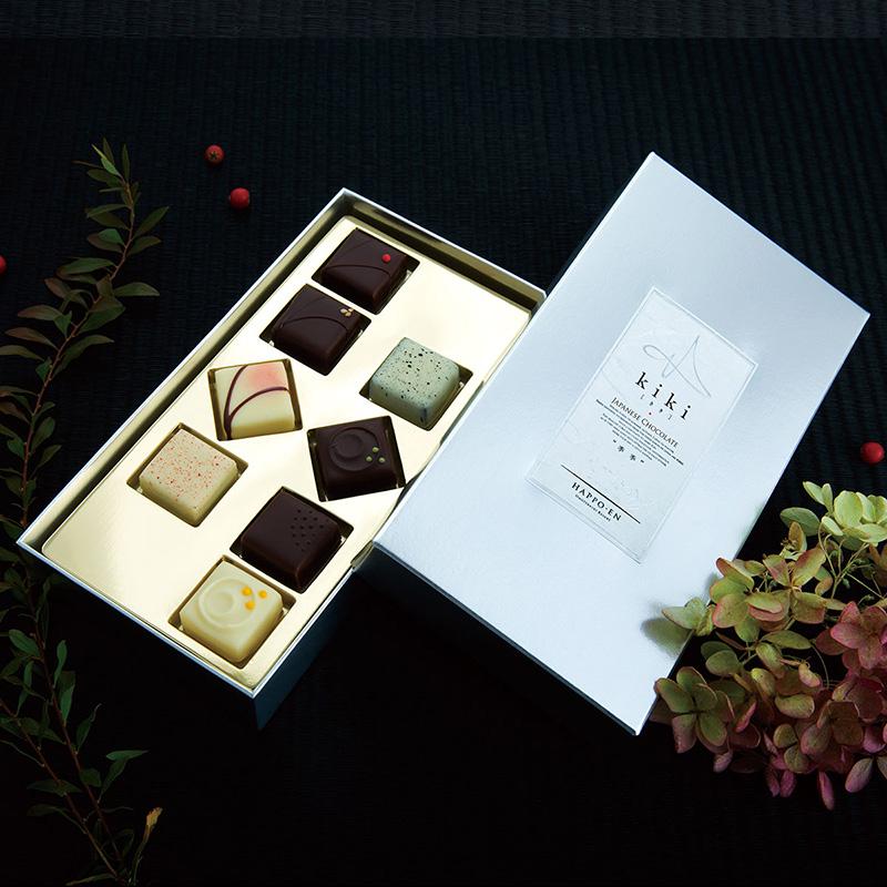 kiki -季季- バレンタインチョコレート