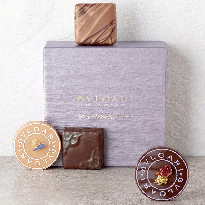 BVLGARI IL CIOCCOLATO(ブルガリ イル・チョコラート) バレンタインチョコレート