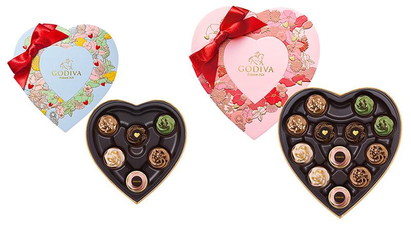 ゴディバ バレンタインチョコレート2019 フェアリーケーク セレクション
