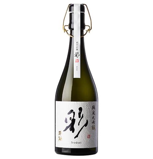 【酔鯨】純米大吟醸「彩-Irodori-」