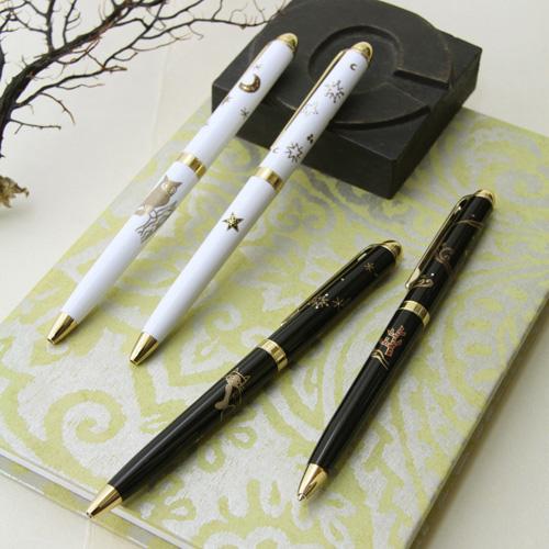 【KOUkoubou】蒔絵ラッキーモチーフボールペン