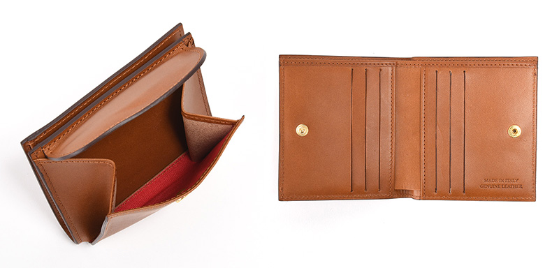 BOLDRINI(ボルドリーニ) 二つ折り財布