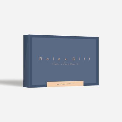 ソウ・エクスペリエンス体験ギフト・Relax Gift(BLUE)
