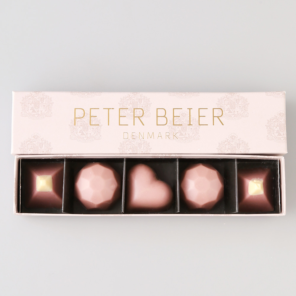 PETER BEIER(ピーターバイヤー) ルビーコレクション  ルビーチョコレート バレンタイン 話題のチョコ