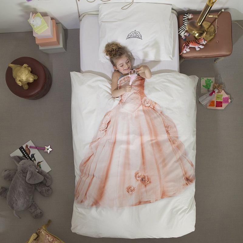 snurk プリンセスの布団カバー