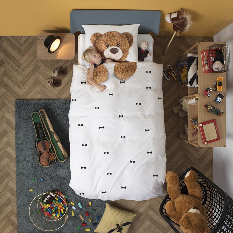 snurk テディーベアと一緒に寝れる布団カバー
