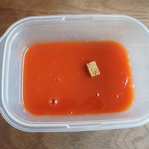 巻かないレンチンロールキャベツ 作り方-2