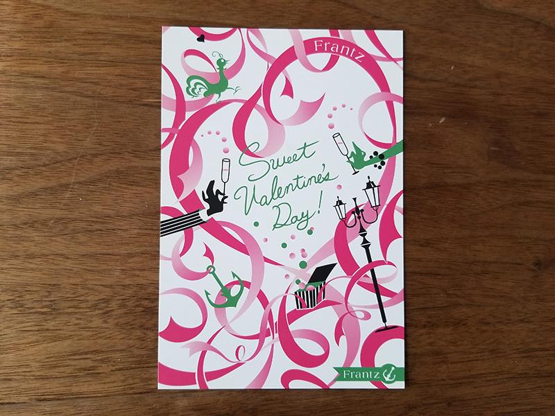 神戸フランツ 工具チョコ 取り寄せ 感想 バレンタインメッセージカード