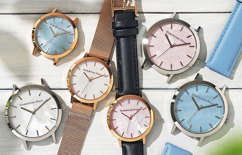 Christian Paul(クリスチャンポール) カスタムオーダー腕時計 プレゼント