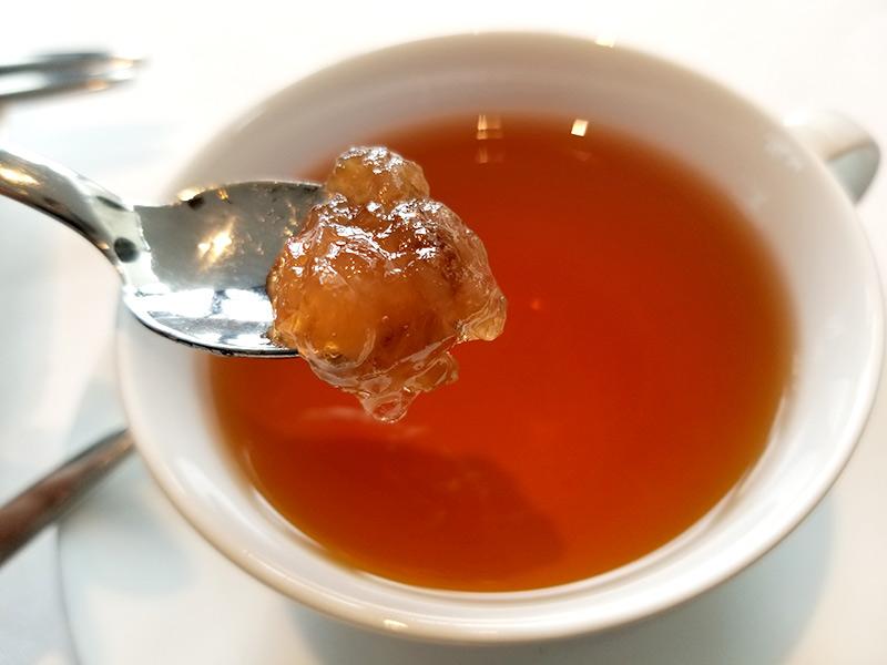 葉山庵Tokyo ノーベル賞晩餐会でも供されるバラの香りの紅茶 セーデルブレンドティー ジャム