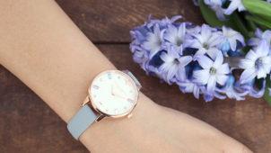 煌びやかな宝石が可愛い☆オリビアバートンの腕時計「ビジュウェルド フローラルズ」の紹介