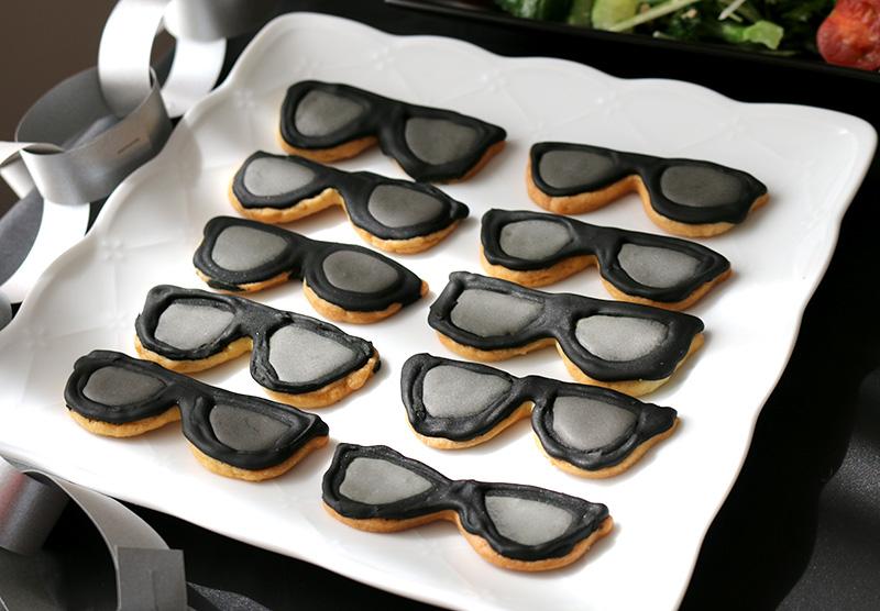 サングラス アイシングクッキー ハンター