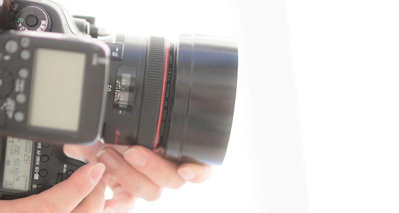 動画撮影しているイメージ