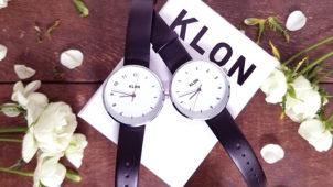 インスタで人気!KLONの「時を分け合うペアウォッチ」がカップルのプレゼントにおすすめ!