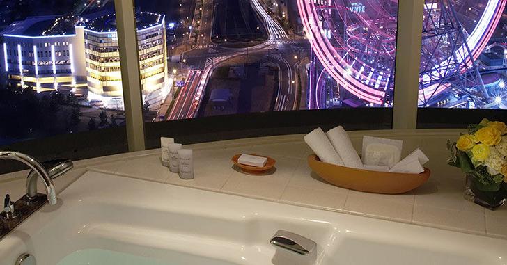 1位 横浜ベイホテル東急 夜景がキレイなホテルランキング