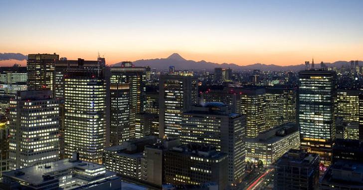 6位|マンダリン オリエンタル 東京  夜景がキレイなホテルランキング