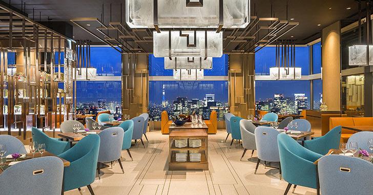 10位|ザ・プリンスギャラリー 東京紀尾井町,ラグジュアリーコレクションホテル 夜景がキレイなホテルランキング