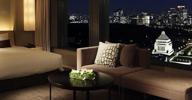14位|ザ・キャピトルホテル 東急 夜景がキレイなホテルランキング