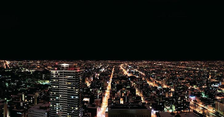 15位|JRタワーホテル日航札幌 夜景がキレイなホテルランキング
