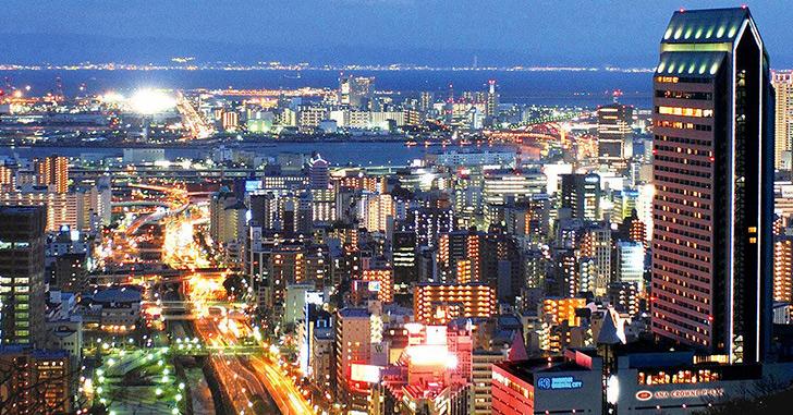16位|ANAクラウンプラザホテル神戸 夜景がキレイなホテルランキング
