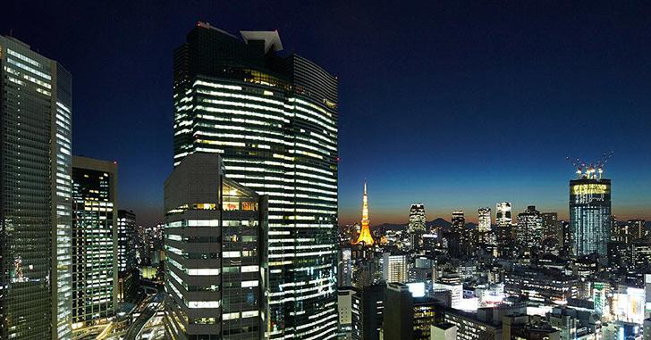 17位|三井ガーデンホテル銀座プレミア 夜景がキレイなホテルランキング