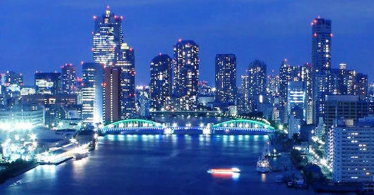 19位|ホテル インターコンチネンタル 東京ベイ 夜景がキレイなホテルランキング