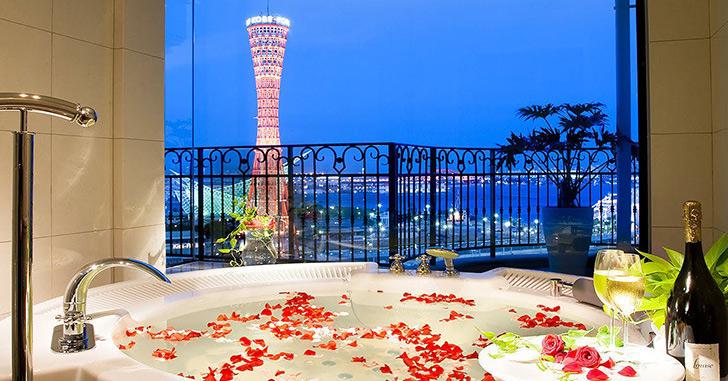 20位|ホテル ラ・スイート神戸ハーバーランド 夜景がキレイなホテルランキング