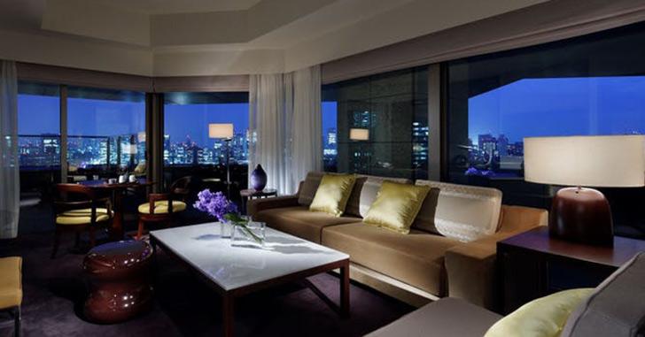 21位|パレスホテル東京 夜景がキレイなホテルランキング