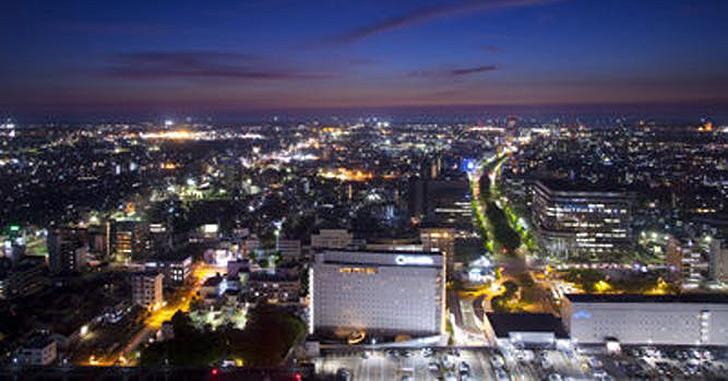23位|ホテル日航金沢 夜景がキレイなホテルランキング