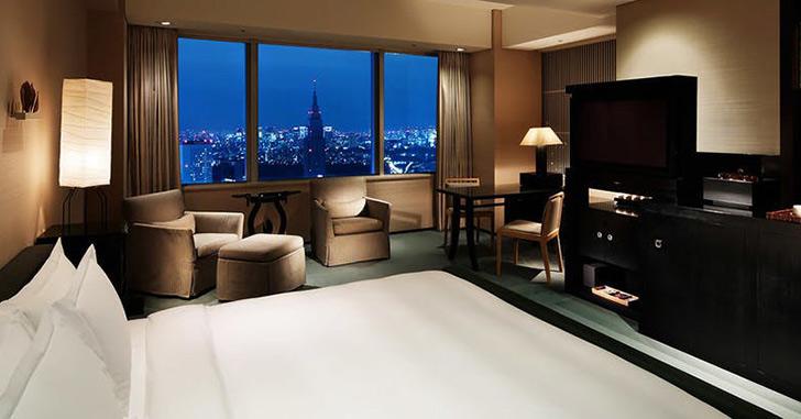 26位|パーク ハイアット 東京 夜景がキレイなホテルランキング