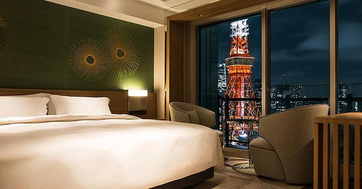 27位|ザ・プリンス パークタワー東京 夜景がキレイなホテルランキング