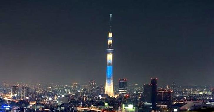 28位|シャングリ・ラ ホテル 東京 夜景がキレイなホテルランキング