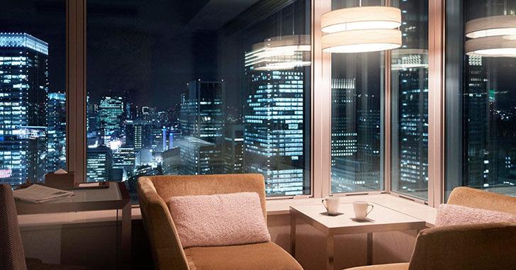 30位|ホテルメトロポリタン 丸の内 夜景がキレイなホテルランキング