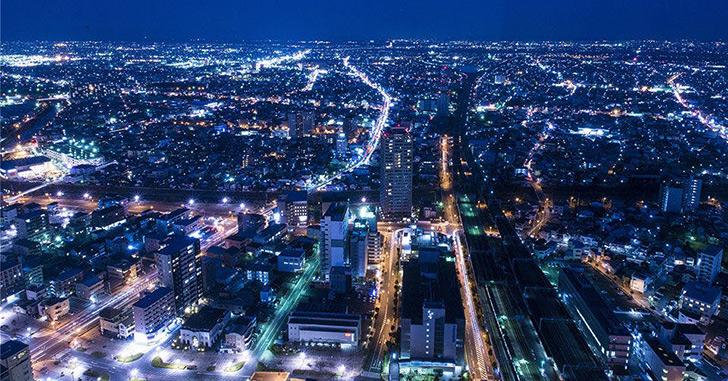 32位|オークラアクトシティホテル浜松 夜景がキレイなホテルランキング