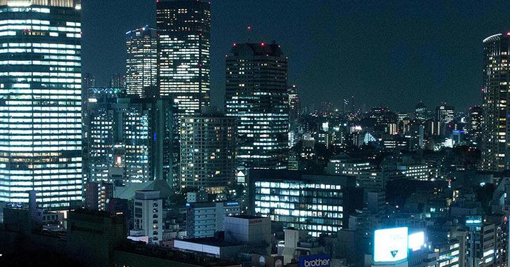 35位|都市センターホテル(リーガロイヤルホテルグループ) 夜景がキレイなホテルランキング