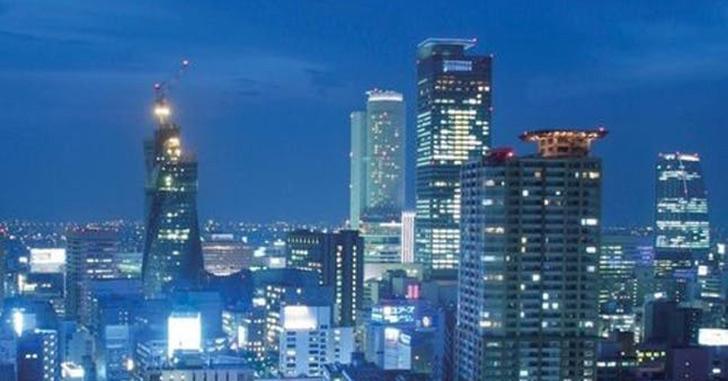 62位|ヒルトン名古屋 夜景がキレイなホテルランキング