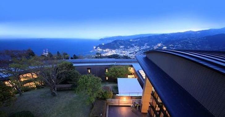 66位|ホテルグランバッハ熱海クレッシェンド 夜景がキレイなホテルランキング