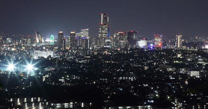 70位|新横浜プリンスホテル 夜景がキレイなホテルランキング